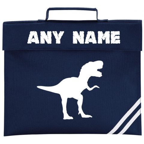 Dinosaur Book Bag 1